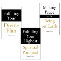 3 books on Divine plan, Spiritual potential and Making pe
