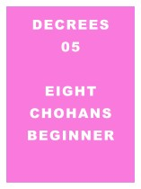DECREE 05: Decrees to the Chohans Beginner