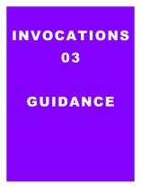 Invocations 03: Guidance