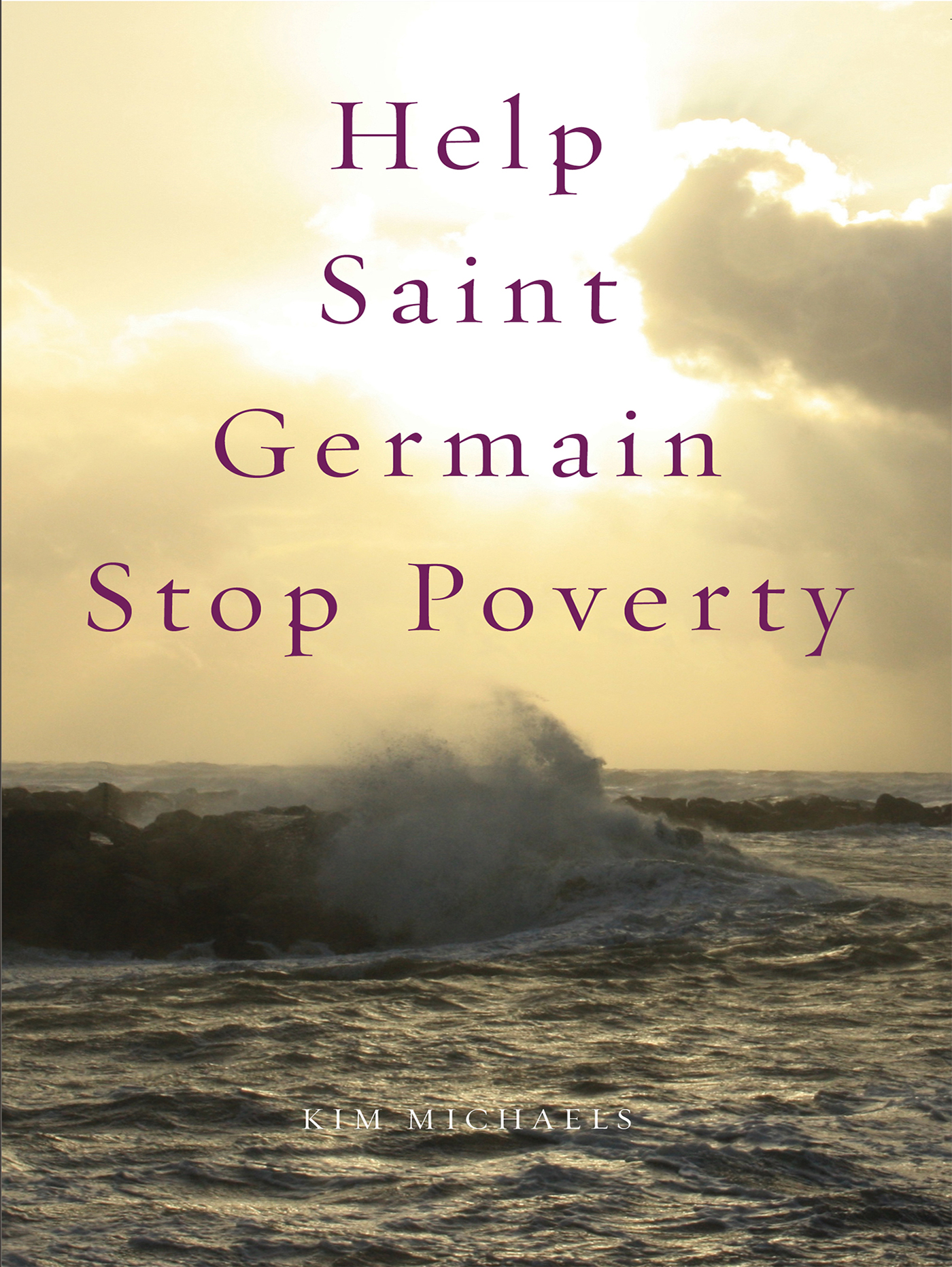 EBOOK Help Saint Germain Stop Poverty